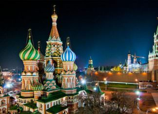 Chauffeur Service Moscow