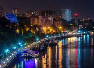 Chauffeur Service Rostov on Don