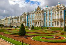 Chauffeur Service Saint Petersburg