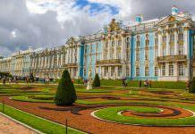 Chauffeur Service St Petersburg
