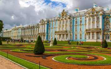 Chauffeur Service Saint Petersburg