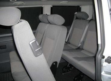 minivan rental with driver
