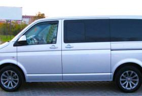 minivan hire with driver