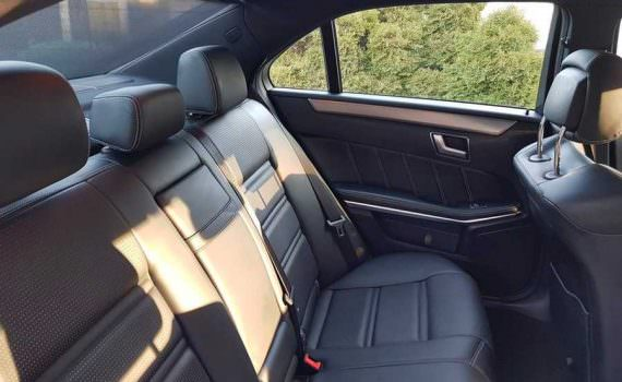 hire a business car with chauffeur