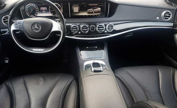 business car rental with chauffeur
