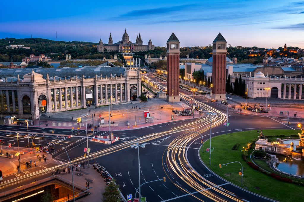 Barcelona Chauffeur Service Mychauffeurdrive
