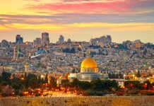 Jerusalem Chauffeur Service MyChauffeurDrive