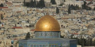 Jerusalem Chauffeur Car Hire