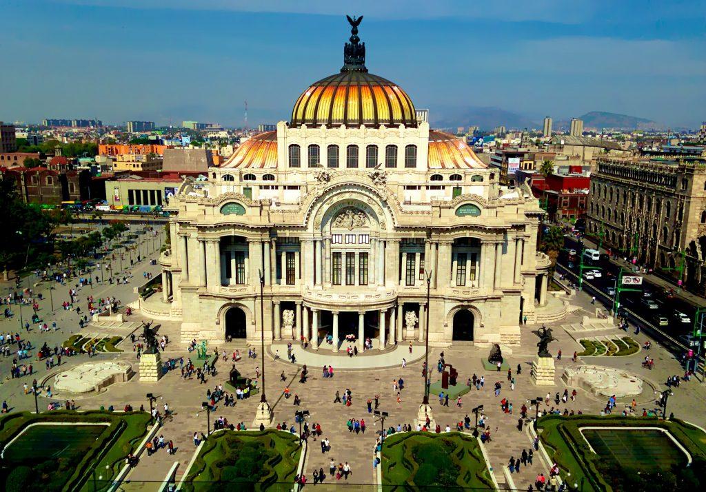 chauffeur service in Mexico City