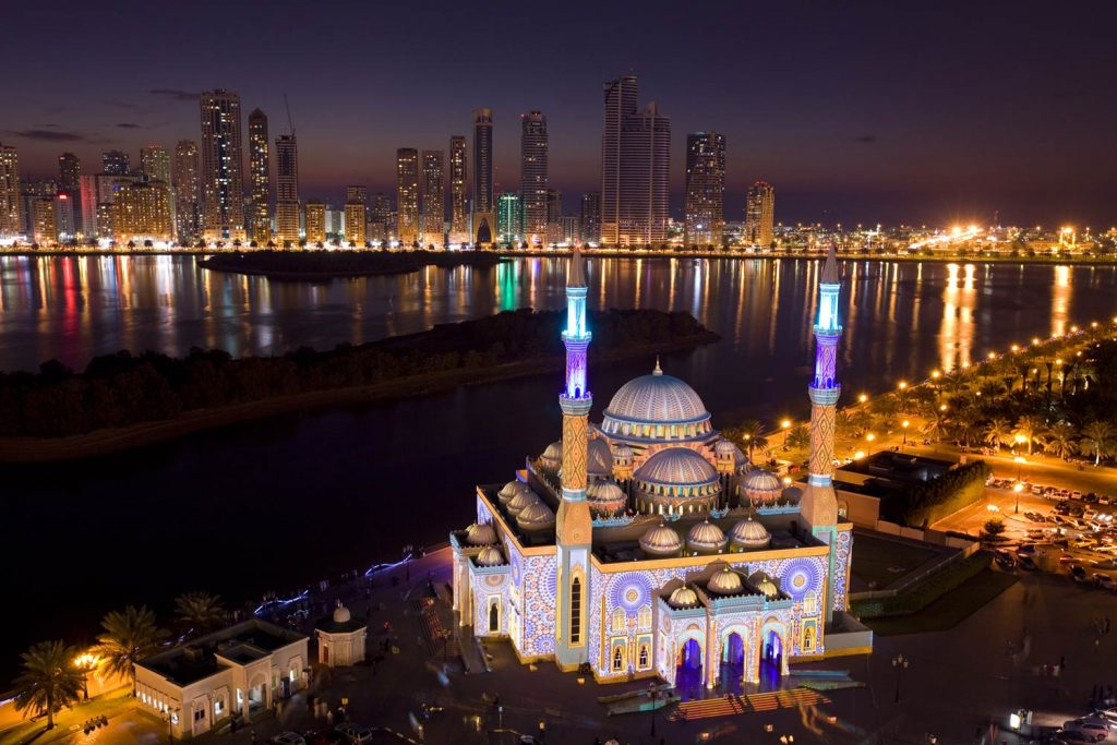 chauffeur service in Sharjah