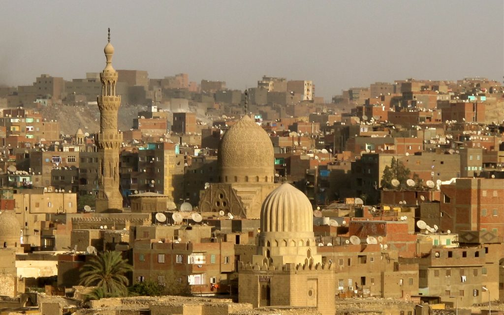 chauffeur service in Cairo