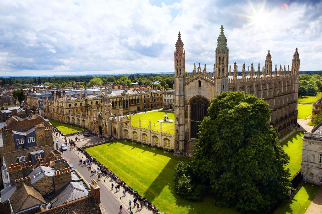 chauffeur service in Cambridge