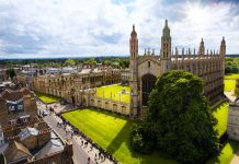 chauffeur service in Cambridge