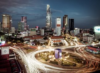 chauffeur service in Ho Chi Minh City