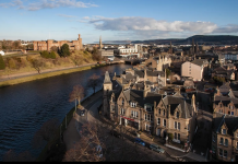 chauffeur service in Inverness