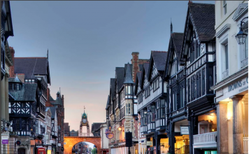 Chauffeur Service in Chester