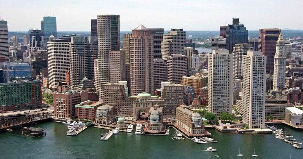 Chauffeur service in Boston