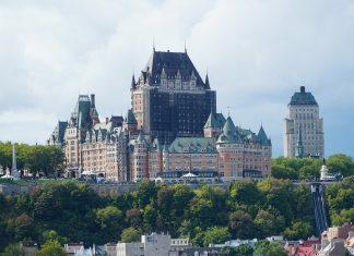 chauffeur service Quebec City