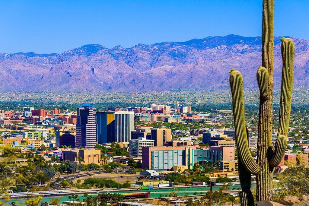 Chauffeur service in Tucson