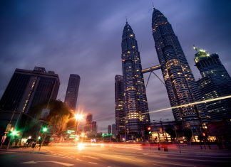 car rental with driver in Kuala Lumpur