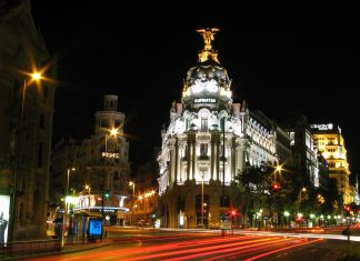 Private Car Hire in Madrid with Driver